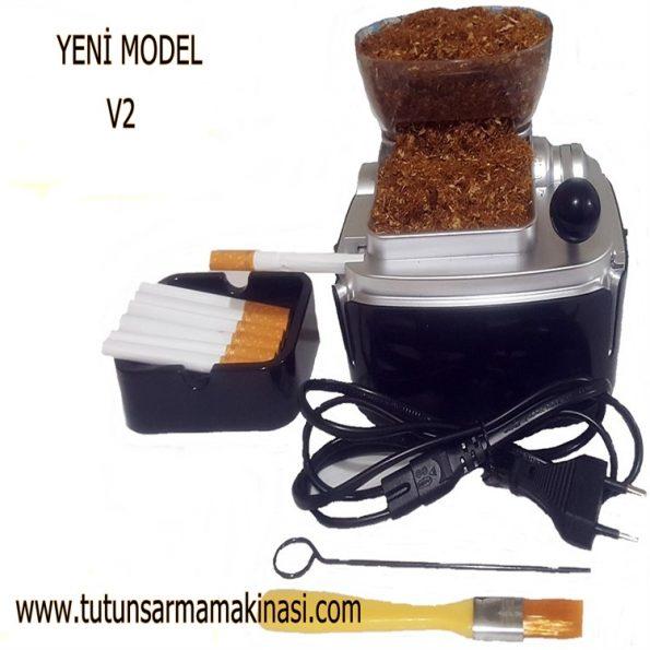 Elektrikli Sigara Sarma Makinesi V2
